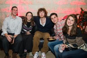 Meir Price, Basi Price, Ziggy Stein, Josh Berman, and Mara Bamberger.