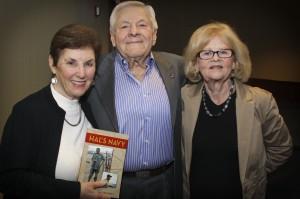 Miriam Seeherman, Hal Sacks, and Marie Torrans.