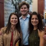 8- Megan and Steve Zuckerman with Denise Hoffman