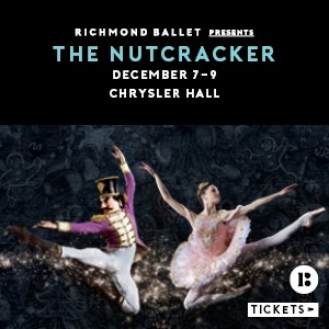 Richmond Ballet Presents the Nutcracker