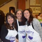 Vivian Turok, Shelley Slone, and Laura Gross.