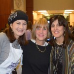 Marcy Mostofsky, Darcy Bloch, and Amy Brooke.