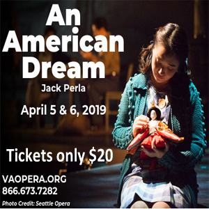Virginia Opera's An American Dream
