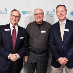 Beth Sholom Village: Jay Kossman, Neal Friedman, and David Abraham.