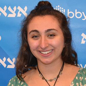 Lily Nossen, Gizborit (BBG treasurer)