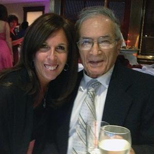 Janet Gelman and Joseph Fleischmann.