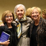 Joan London, Connie Jacobson, and Linda Spindel.