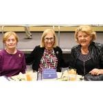 Annabel Sacks, Ellen Sacks, and Thelma Oser.