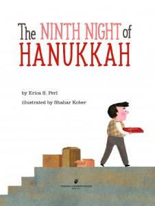 Erica-Perl The-Ninth-Night-Of-Hanukkah