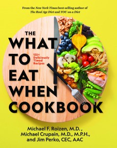 Michael-Roizen What-To-Eat-When-Cookbook
