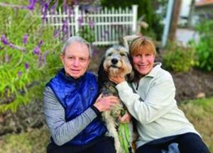 Gene and Sharon Ross